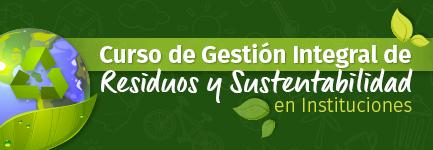 Gestión Integral de residuos en instituciones